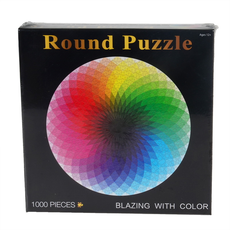 1000-Pcs-Set-Hot-Selling-Adult-Round-Puzzle-DIY-Toy-Kids-Educational-Toy-Thousands-Colors-Of